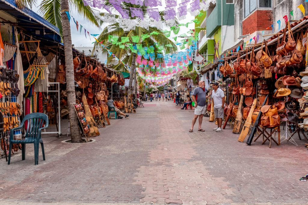 Playa Del Carmen, Mexico 2020