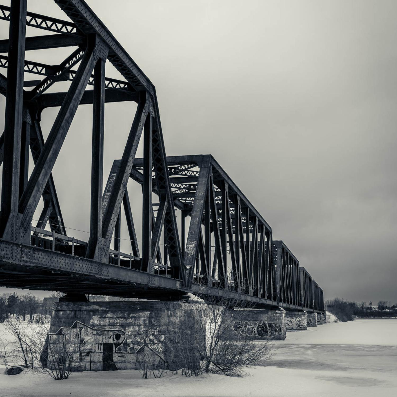 Prince of Wales Bridge, Ottawa, Ontario